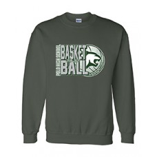 Polo BB Crewneck Sweatshirt (Forest Green)