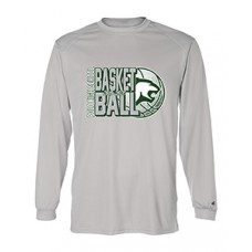 Polo BB Dry-fit Long-sleeved T (Silver)
